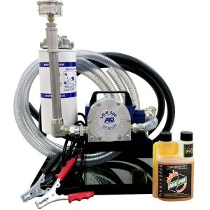 TK Series 240 XT Hand Held & Portable Tank Cleaning System
